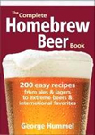 The complete homebrew beer book by George Hummel.